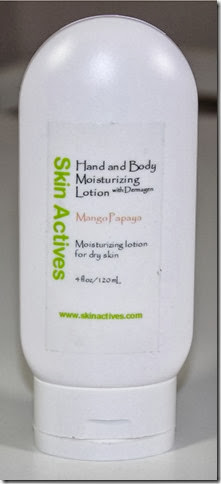 Skin Actives Hand & Body Lotion