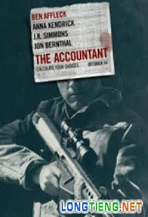 Mật Danh: Kế Toán - The Accountant Tập HD 1080p Full