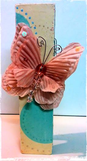 peg butterfly