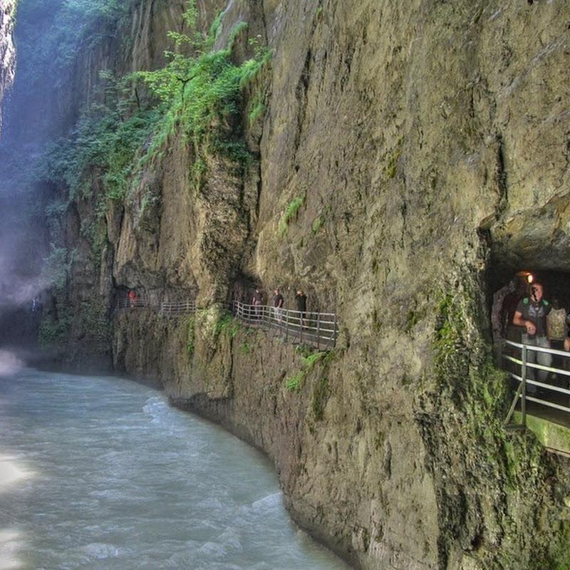 The Aar Gorge Walkway