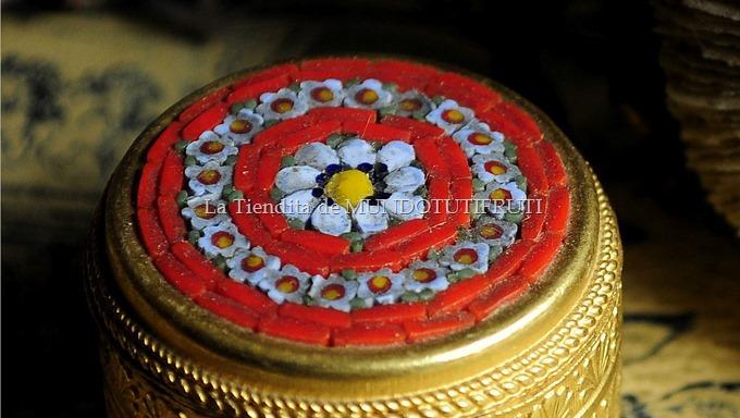 venecia red antique gold 1
