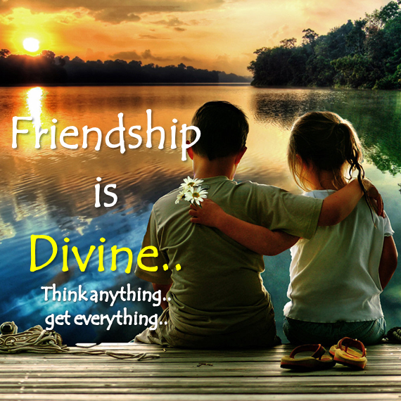 Friendship is Divine novel 10 Alone gift bestie celebrating Friendshipday 2014 Vikrmn Author CA Vikram Verma Chartered Accountant