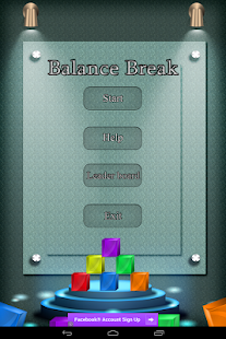 Balance Break - screenshot