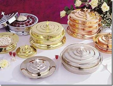 Complete communion set