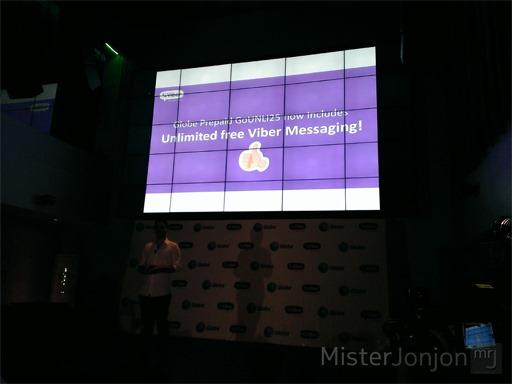 Globe Telecom Viber Promos