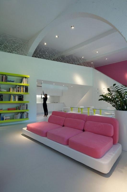 Pink-sofa