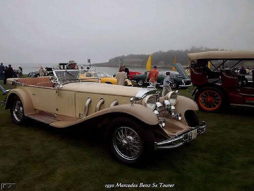 1930 Mercedes Benz Ss Tourer