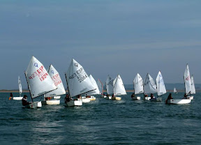 Primera Jornada XV Trofeo RCMS Vela Ligera