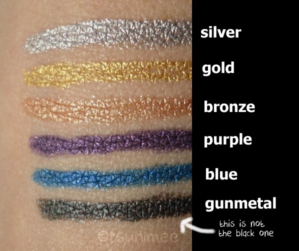 003-barry-m-bold-eyeliners-swatches-2012-waterproof