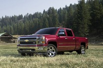 2014 Chevrolet Silverado LTZ