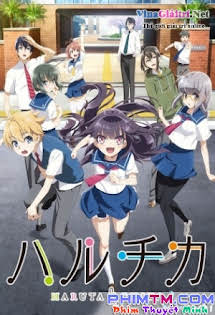 Haruta & Chika - Haruchika: Haruta To Chika Wa Seishun Suru Tập 12 13 Cuối