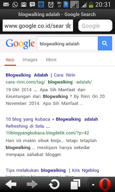 Blogwalking adalah, cara ririn, kenapa blog sepi komentar