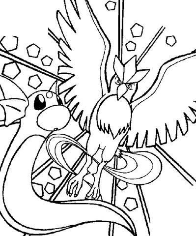 desenhos e riscos pokemons