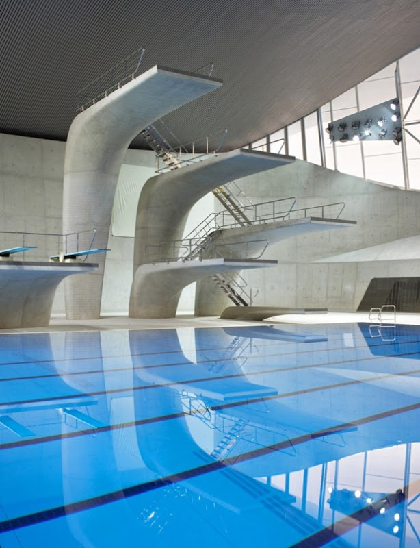 london aquatics centre 2012 by zaha hadid 1