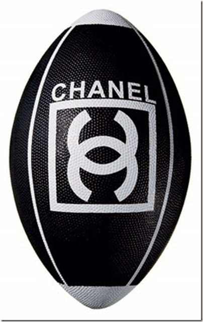 chanel football