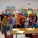 WBFJ Cici's Pizza Pledge Rural Hall Elementary Mrs. Bailey, Ms. Tyson and Mrs. Robertson's 2nd-5th G