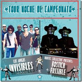concierto los amigos invisibles mexico 2012 nortec collective arena ciudad de mexico 2012 boletos