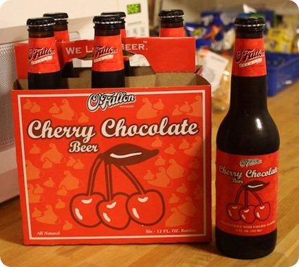 cerveza cherry