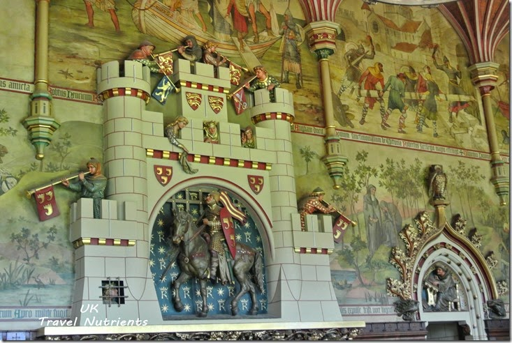 Cardiff Castle 卡地夫城堡  (12)