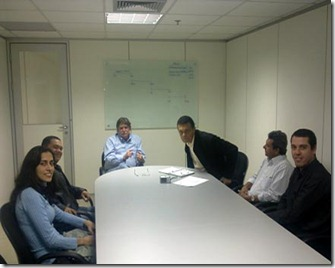 Reunião com Jadir Pela - Candidatura CREA - 2