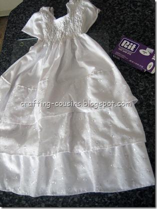Ruffled T-shirt Dress (4)