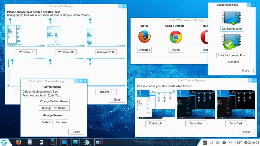 Zorin OS 9 - Apps