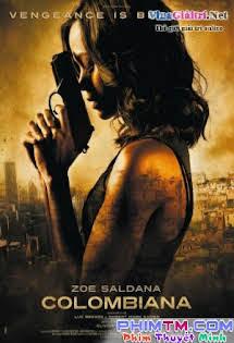 Sát Thủ Colombiana - Colombiana Tập 1080p Full HD