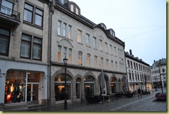 Alesund Building Scottish