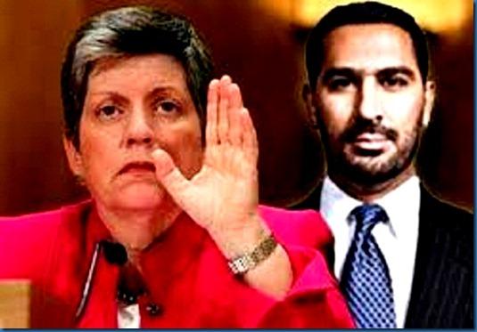 Janet Napolitano - Mohamed Elibiary