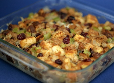 turkey and stuffing bake 1