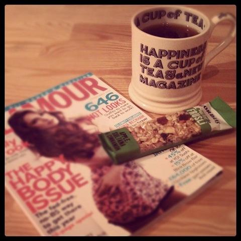 #1 Healthy bedtime snack