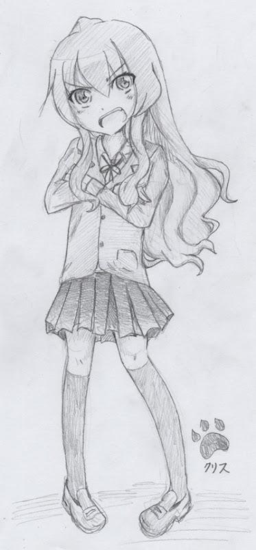 Fan Art de Taiga, por Kurysu