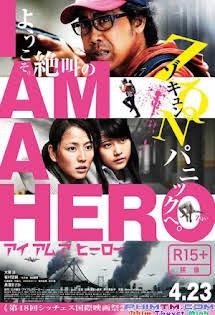 Tôi Là Người Hùng - I Am a Hero Tập HD 1080p Full