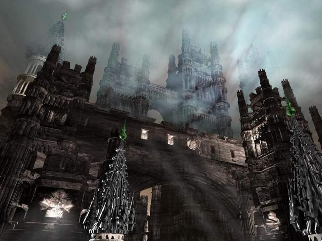 Gothic Art Is Strange