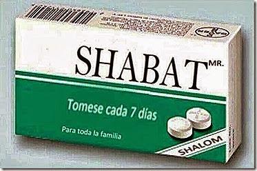 Shabat Shalom buen fin de semana