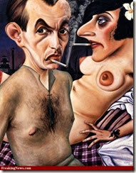 christian-schad-self-portrait-with-model-pictures-strange-pics-1367686704_b