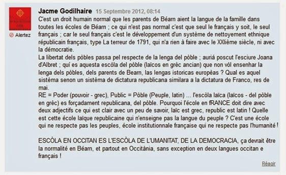 responsa a La République Pyrénées