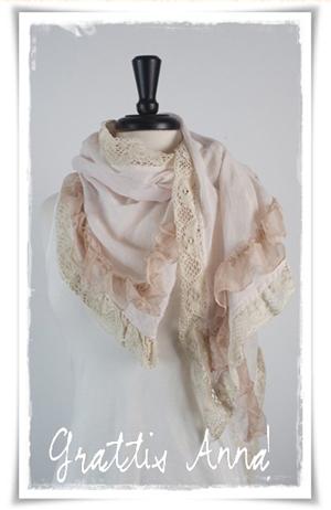 sjal från creative lounge
