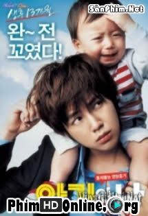 Cha Tôi 19 Tuổi - Baby And Me Tập HD 1080p Full