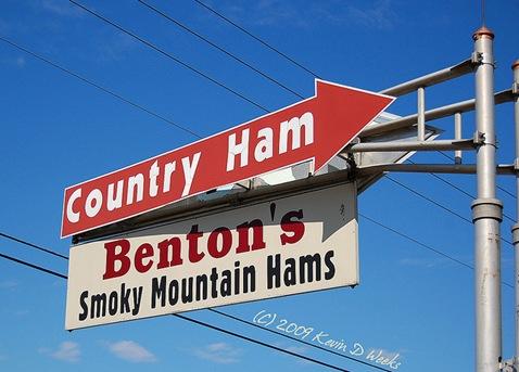 benton's sign
