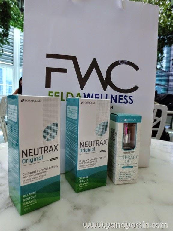 Neutrax Dari FWC