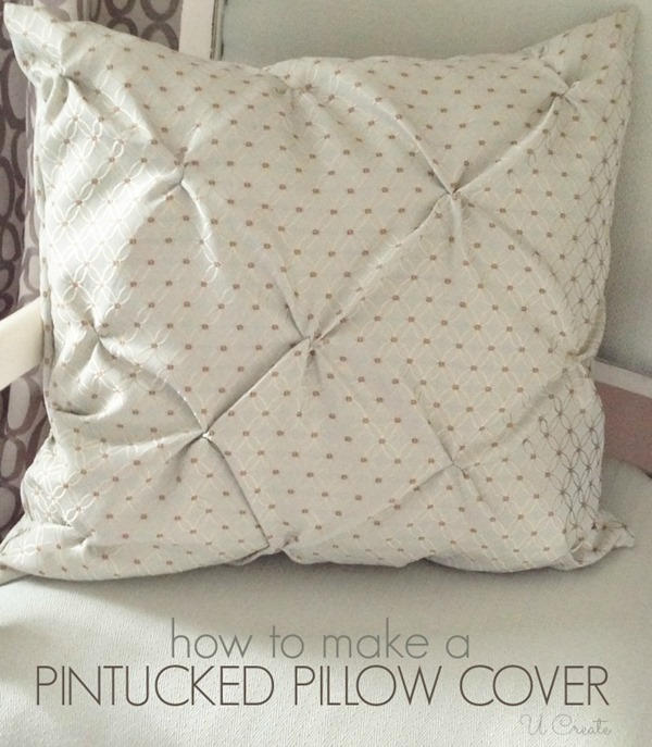 DIY Throw Pillow Ideas - Classy Clutter