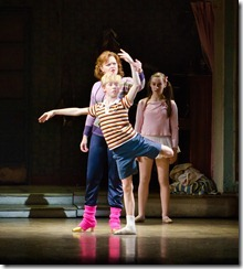 """Billy Elliot the Musical."" Photo by Kyle Froman"