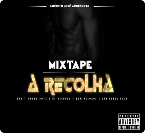 AJ - Mixtape 'A Recolha' (Capa Front)