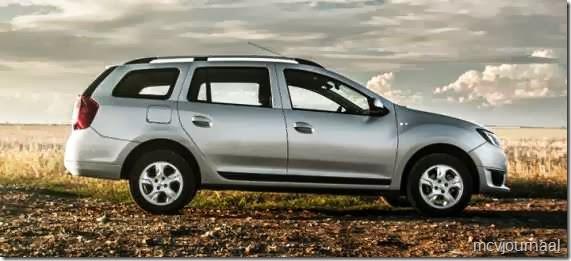 2013 Dacia Logan MCV 10