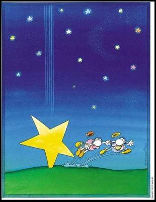 Mordillo - stella cadente