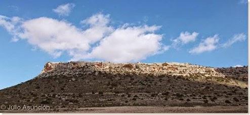 El Castellar de Meca desde el sur