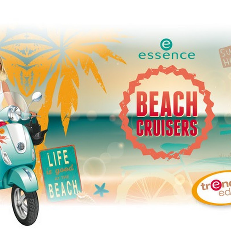 "Essence trend edition ""Beach Cruisers"""