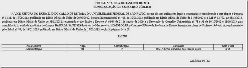 Universidade Federal de São Paulo - UNIFESP
