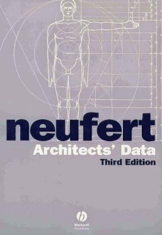 dữ liệu kiến trúc sư Neufert